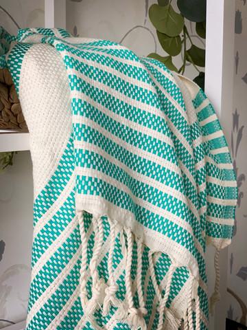 Aphrodite Hammam Towel Mint