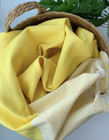 Beach Hammam Towel Yellow