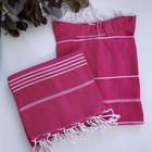 Hamam Handduk paket Sultan Hamam Handduk & Poncho