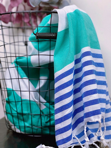 Surf Hammam Towel Mint
