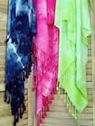 Hamam-Pyyhepaketti 3 kpl Batiikki Bambu Valitse Värit Vapaasti