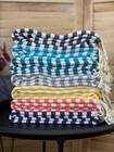 Hamam-Pyyhepaketti 7 kpl Zebra Slim Valitse Vapaasti