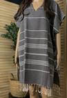 Hammam-dress Sultan Anthracite