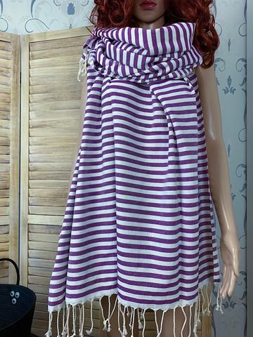 Zebra Slim Hamam-pyyhe Violetti