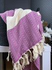 Marquise Hammam Towel Purple