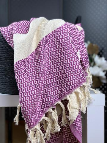 Marquise Hammam Towel Lilac