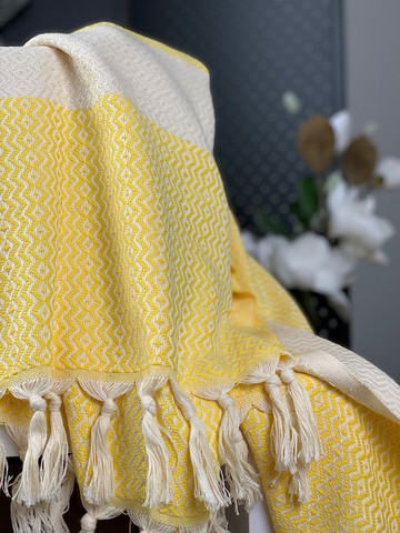 Marquise Hammam Towel Yellow
