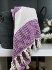 Marquise Hammam Face/Hand Towel Purple