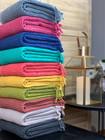 Hamam-Pyyhepaketti 10 kpl Kivipesty Vohveli Valitse Värit Vapaasti