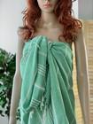 Sultan Slim Hamam Handduk Jade Green