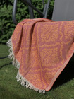 Jacquard Hammam Towel Baroque Rose Gold