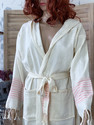 Linen Hammam Bathrobes