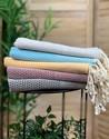 Pastel Hammam Hand Towels