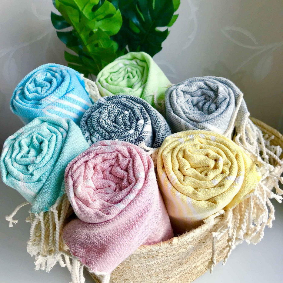 hammam towel packages