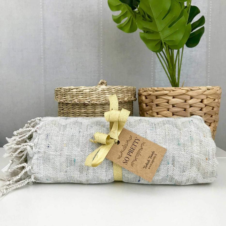linen hammam towel