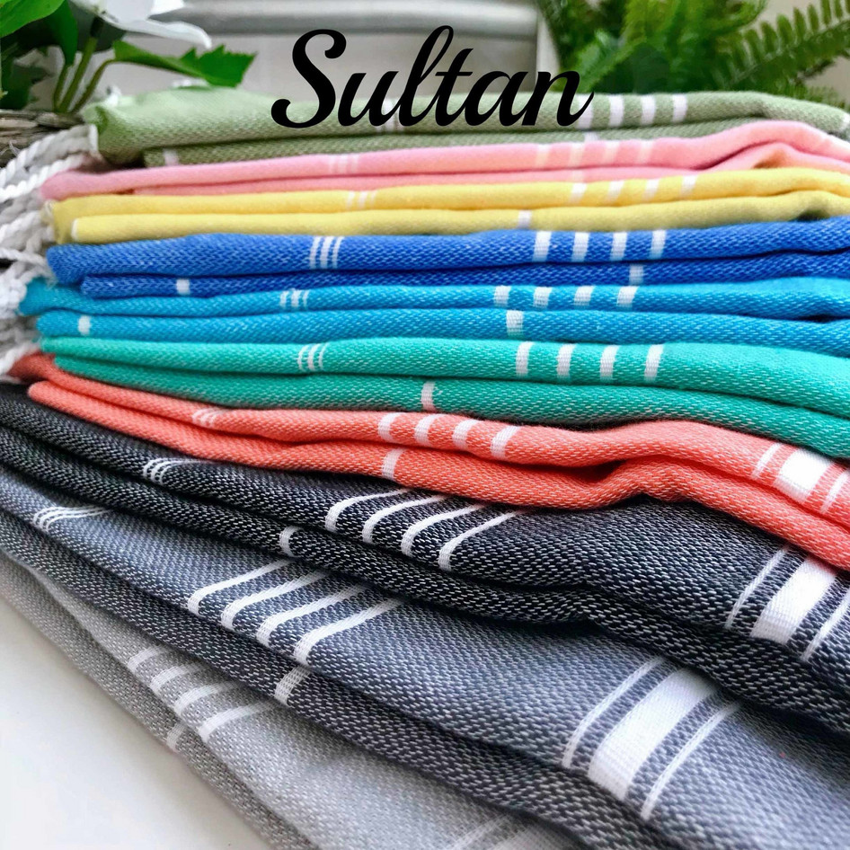 Sultan hamam-pyyhkeet