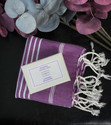 Hammam Hand/Face Towel & Soap Sets
