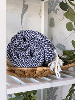 CRYSTAL Hammam Towel Handloomed Navy