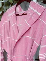 Hammam Bathrobe Rose M
