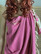 Diamond Hammam Towel Fuchsia