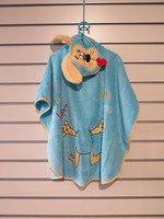 Childs Dog Poncho