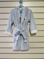 Boys Dog Bathrobe