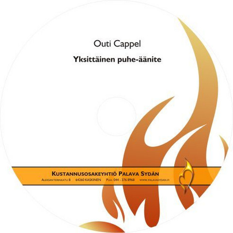 Outi Cappel: Taivaallinen avain kestävään pelastukseen ja väkevyyteen