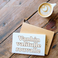 Outi Cappel: Vanhin valitulle rouvalle