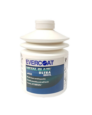 Evercoat Metal Glaze kitti 880ml