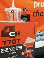 4CR SCR ruiskutuskuppi 0,7l