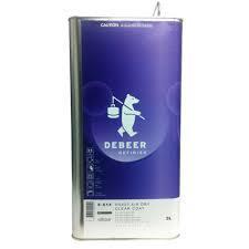 Debeer 8-614 HS420 Air Dry kirkaslakka 5L