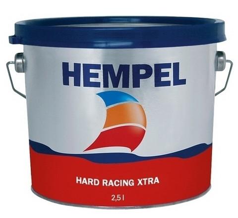 Hempel Hard racing x-tra 0,75l Souvenirs blue