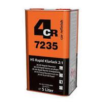 4CR 7235 Nopea HS McTec kirkaslakka + kovete. Koot 1L ja 5L