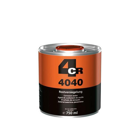 4040 Ruosteenmuuntoaine 0,75L