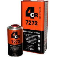 4CR 7210 2K HS kirkaslakka + Kovete. Koot 1L ja 5L