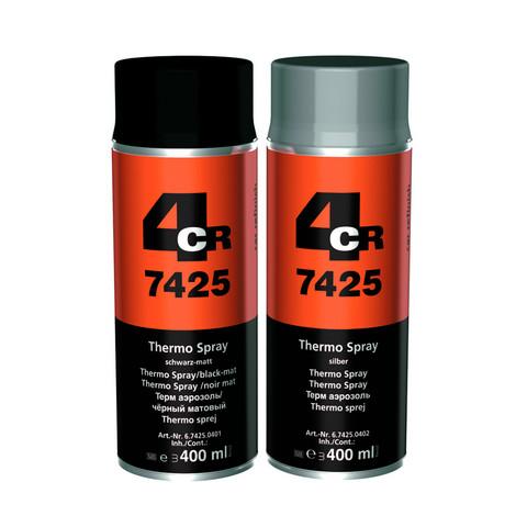 Lämpömaali spray  +600 °C