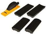 Hiomatukisetti 4-in-1 70x198mm tarra 40R keltainen