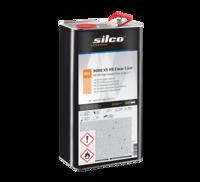 Silco X5 HS kirkaslakka 5L + kovete 2,5L