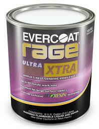 Evercoat Rage Ultra XTRA erikoiskitti isoille pinnoille 3,78l