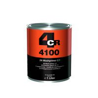 4CR 4100 2K Happopohjamaali 2:1 1L + kovete 0,5L