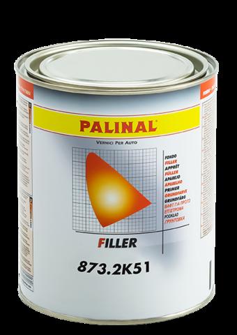 Palinal Speed filler pohjamaali 1L + speed kovete 1L.