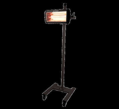 Silco Infrapunakuivain ajastimella, 1-lamppuinen, 1,1kW