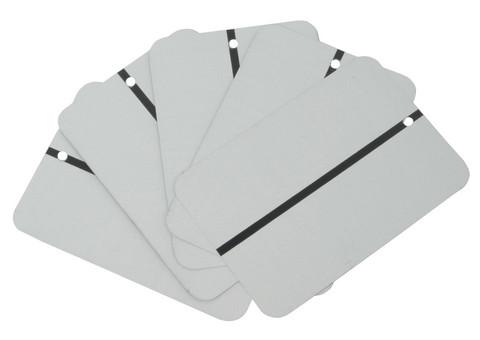 Testcolor Cards / Metalliset testivärilätkät