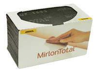 Mirka Mirlon Total 115x230mm karhunkieli. Myös koko paketti.