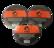 Kaksipuolinen kiinnitysteippi 9-19mm x 5 m