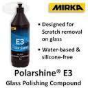 Mirka Polarshine E3 Lasinkiillotusaine