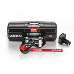 Warn Axon 35-S vinssi 12V 1588kg / Köysi 15m