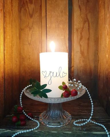 Kynttiläkoru- jul