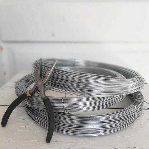 Rautalanka, sinkitty 1,2 mm