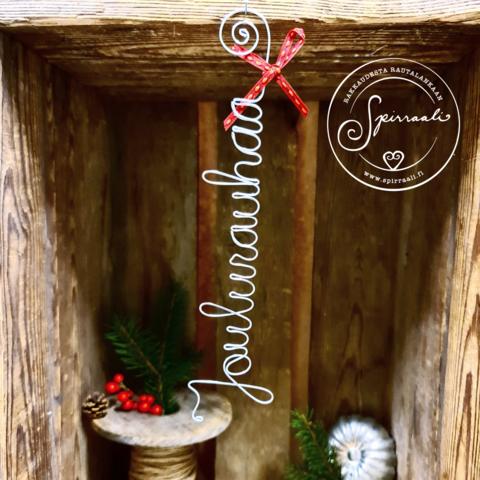 Joulurauhaa-teksti